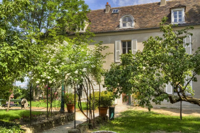 Musée de Montmartre - one of the museums to visit in the Paris Three Day Itinerary Impressionism Trail