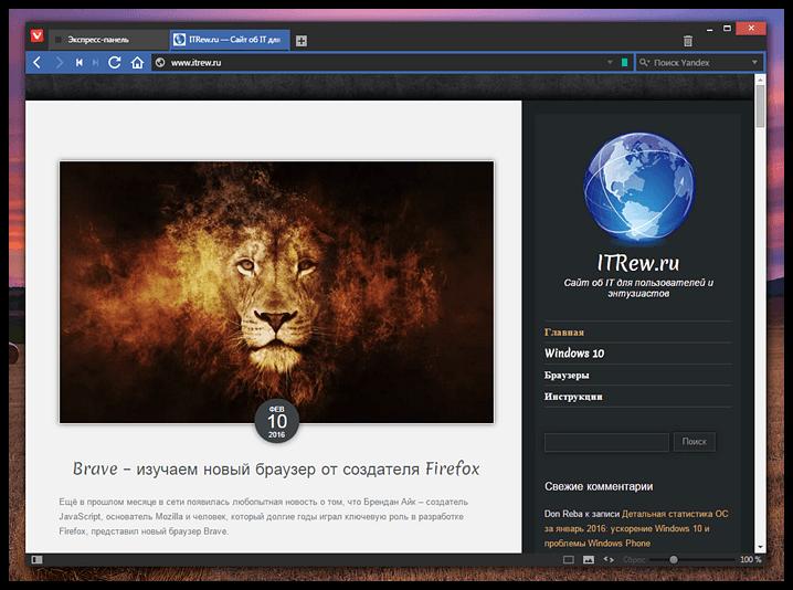 Vivaldi Browser (7)