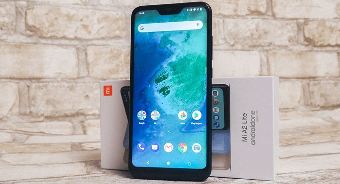 Mi A2 Lite Android One