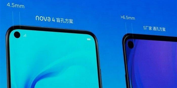Huawei Nova 4 против Galaxy A8s