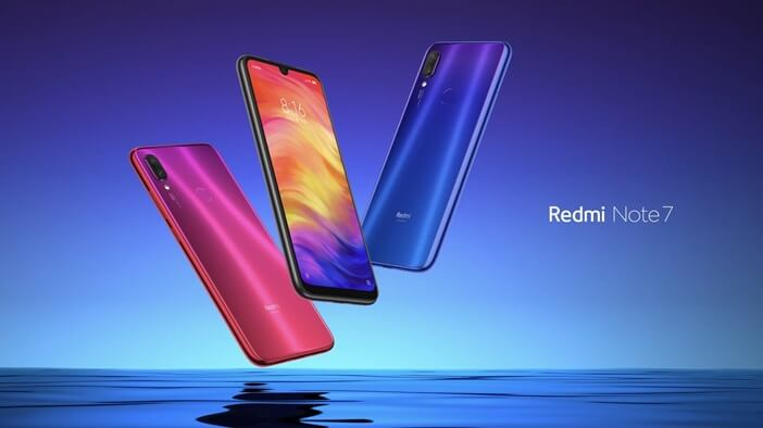 Redmi Note 7 48 MPx Камера