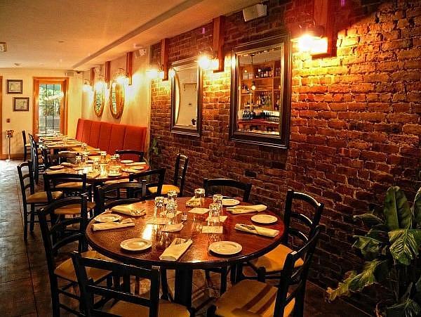 Greek Restaurant 7th Ave Park Slope