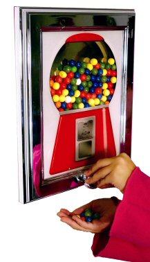Bubblegum Dispenser