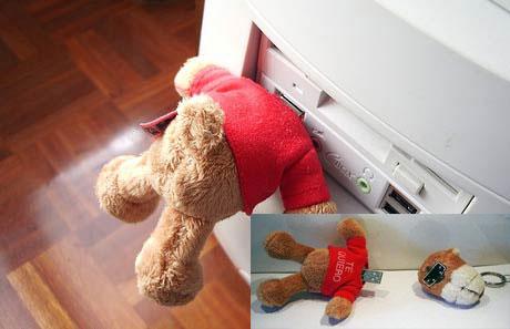 Teddy Bear USB Drive - Your Weird But Useful Flash Drive
