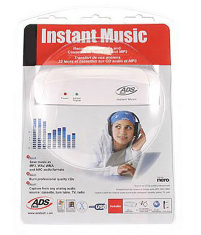 Instant Music Device