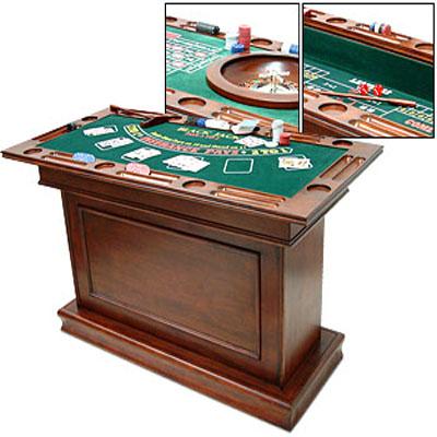 6 in 1 Casino Bar