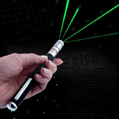 Green Laser Pointer with Laser Stars Kaleidoscope