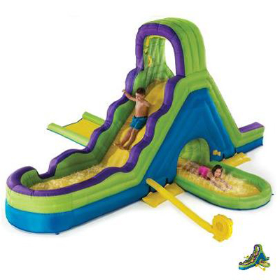 The Backyard Inflatable Water Park