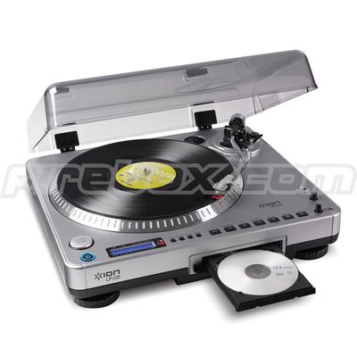 LP 2 CD Gadget