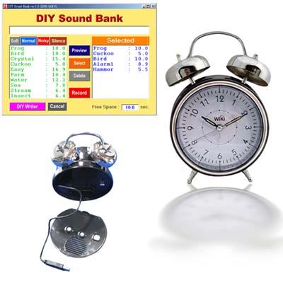 MP3 Alarm Clock