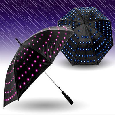 Twilight Umbrellas