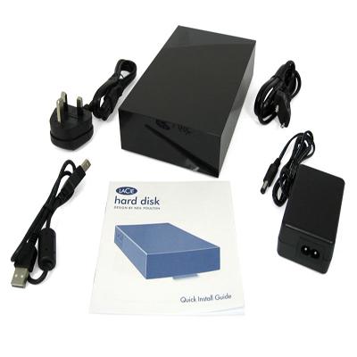LaCie 750GB USB Hard Drive