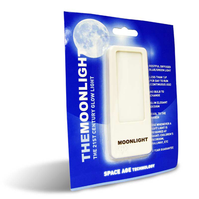 Moonlight Energy Saving Nightlight