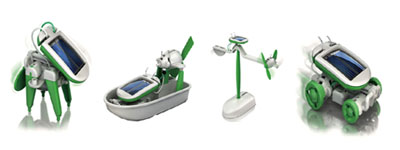 6 in 1 Solar Robot Kit 2 a