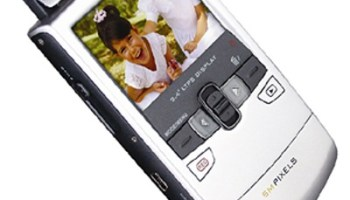 High Definition Digital Camcorder with Digital Camera