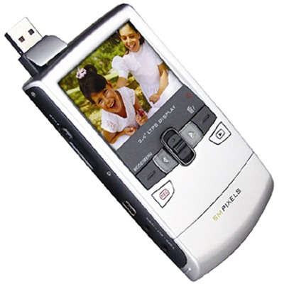 High Definition Digital Camcorder with Digital Camera
