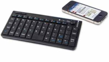 The Smart Phone Bluetooth Keyboard