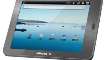 Archos Arnova 8 4GB Android Internet Tablet