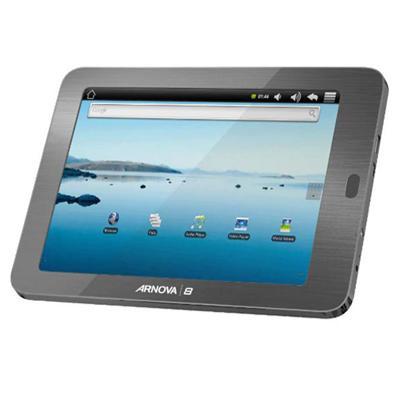 Archos Arnova 8 4GB Android Internet Tablet