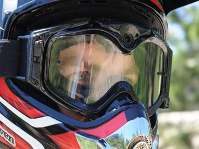 MX Off Road Camera Goggle Mask