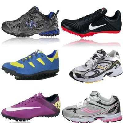 top 10 athletic shoes