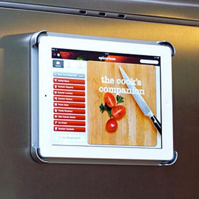 FridgePad Magnetic Refrigerator Mount for iPad