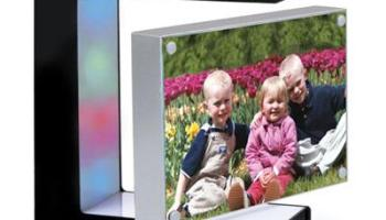 The Hovering Picture Frame