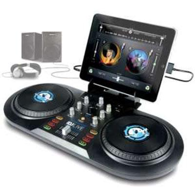 iDJ Live DJ Controller for iPad, iPod and iPhone