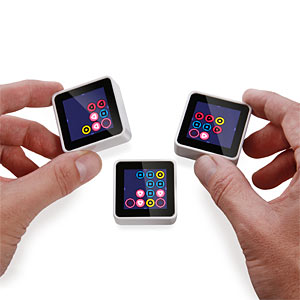 Sifteo Interactive Gaming Cubes