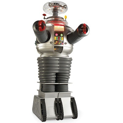 The Genuine Lost In Space B-9 Robot