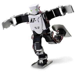 The Advanced Acrobatic Robot
