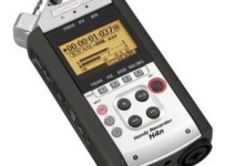 Zoom H4n Portable Digital Recorder with Zoom RC-4 Remote