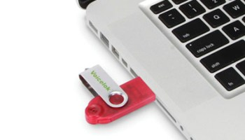 The Only Voice Authenticating USB Drive