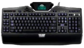 Best Gaming Keyboard - Logitech G19 Gaming Keyboard
