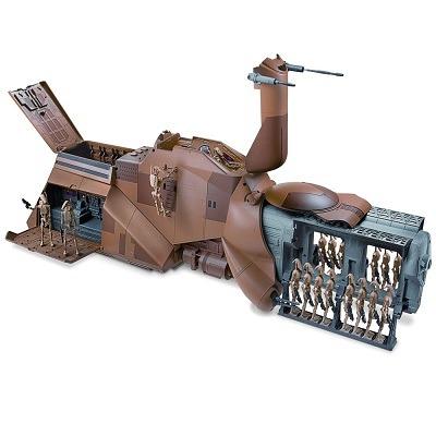 The Star Wars Droid Transport