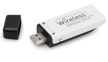 The Wireless PC To TV Media Streamer