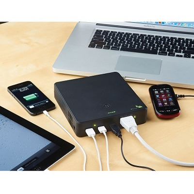 The Four Device Portable Backup Battery
