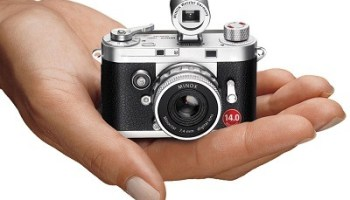 The Genuine Minox Compact Camera