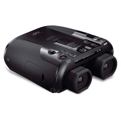 The 3D Camcorder Binoculars