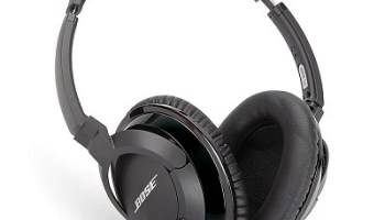 The Bose Bluetooth Headphones