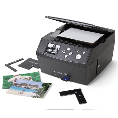 The Photograph To Digital Picture Converter
