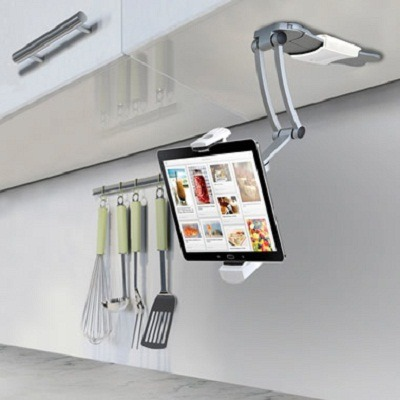 The Under-Cabinet iPad Dock 1