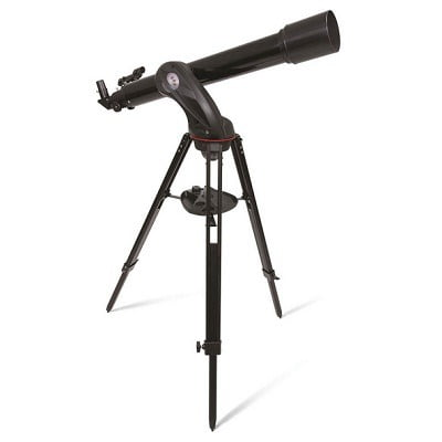The Smartphone Controlled Tracking Telescope