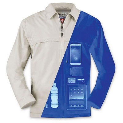 The 24 Pocket Tech Jacket