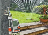 The Instant Irrigation System