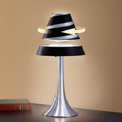 The Levitating Lamp