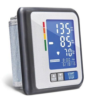 The Best Wrist Blood Pressure Monitor 1