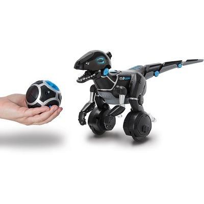 The Trainable Robotic Velociraptor