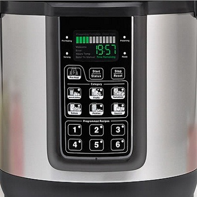 The Automatic Food Canning System 1