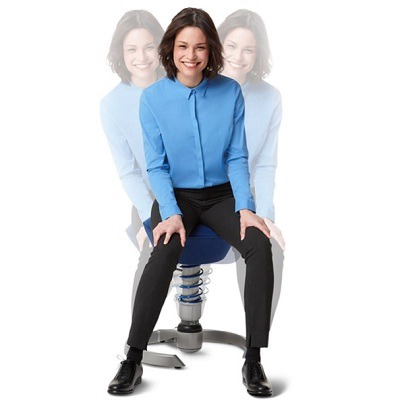 The Core Strengthening Stool